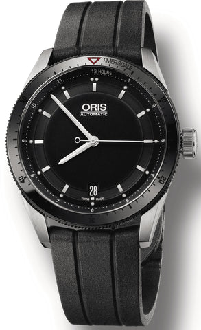 Oris Watch Artix GT Date Ceramic Rubber D