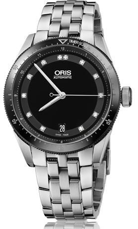 Oris Watch Artix GT Date Diamond Ceramic Bracelet D