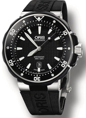 Oris Watch Prodive Date Rubber