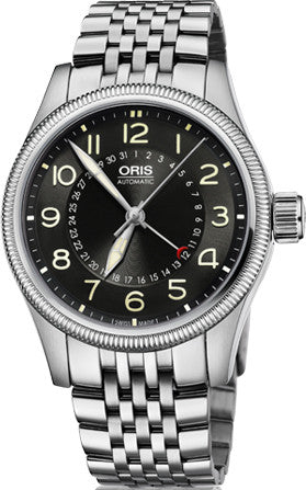 Oris Watch Big Crown Pointer Date Bracelet D