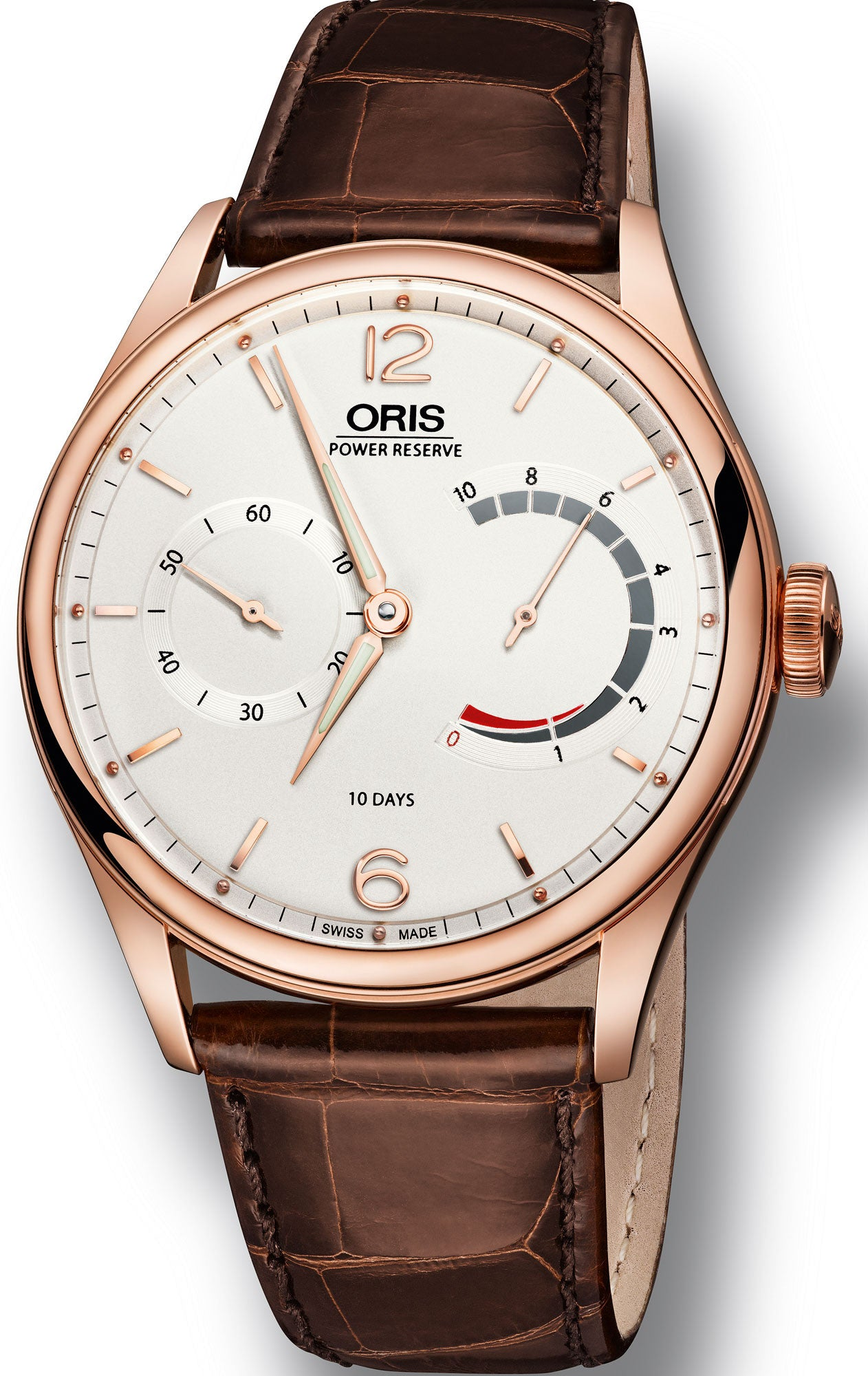 Oris Watch 110 Years Rose Gold Limited Edition D