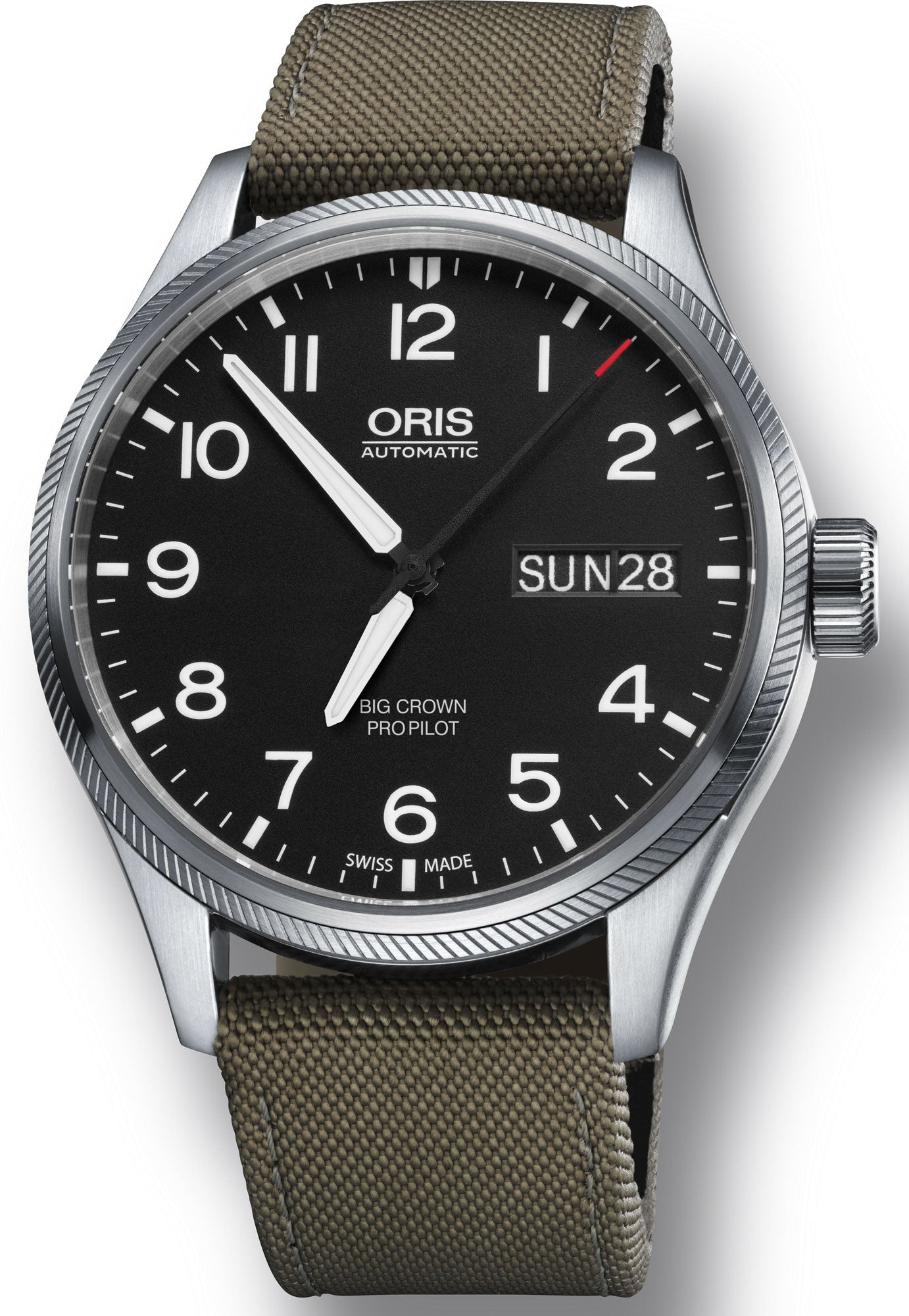 divers diver oris black watch prodiver watches titanium date mb mens pro