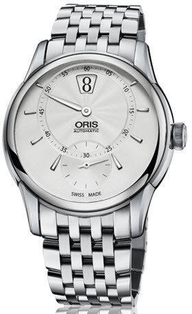 Oris Watch Artelier Jumping Hour Bracelet