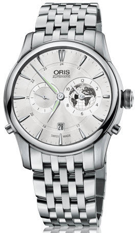 Oris Watch Artelier Greenwich Mean Time Bracelet Limited Edition