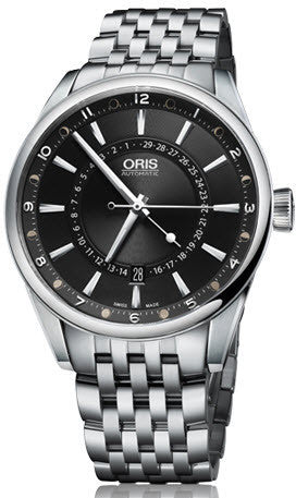 Oris Watch Artix Pointer Moon Date Bracelet