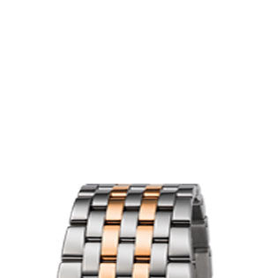 Oris Bracelet Bi Colour With Buckle