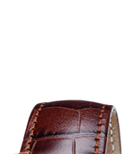 Oris Strap Leather Brown Without Buckle