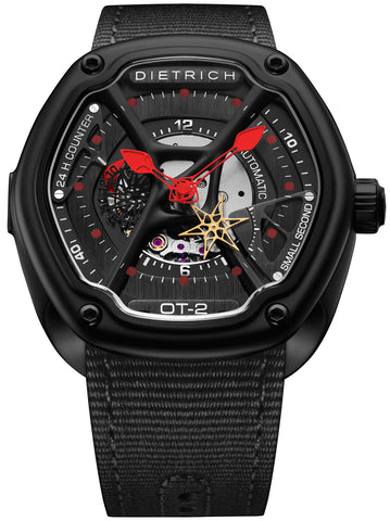 Dietrich Watch OT-2 Red