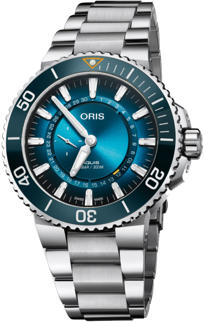 Oris Watch Aquis Great Barrier Reef Limited Edition Iii 01