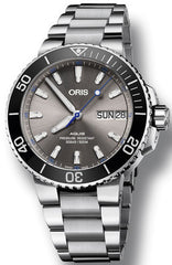 Oris Watch Aquis Hammerhead Bracelet Limited Edition