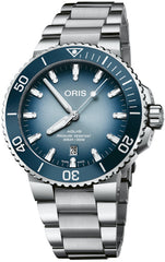 Oris Watch Aquis Lake Baikal Limited Edition