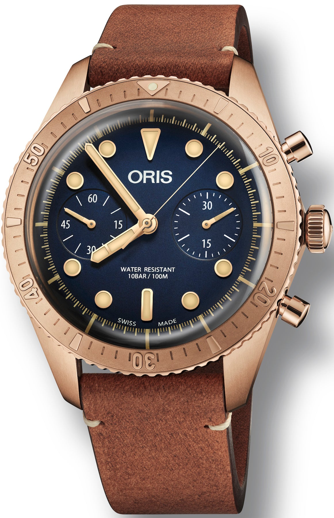 Oris watch carl brashear chronograph limited edition 2018 pre order supplier model no 01 771 for Oris watches