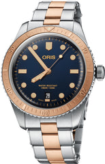 Oris Watch Divers Sixty-Five Bi-Colour