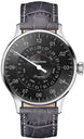 MeisterSinger Watch Pangaea Day Date PDD907 Croco Print Grey