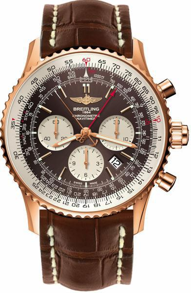 Breitling Watch Navitimer 1 Rattrapante Limited Edition