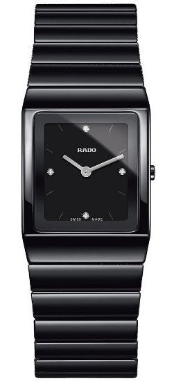 Rado Watch Ceramica Black SM