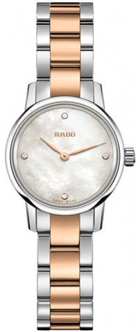 Rado Watch Coupole Classic MOP XS