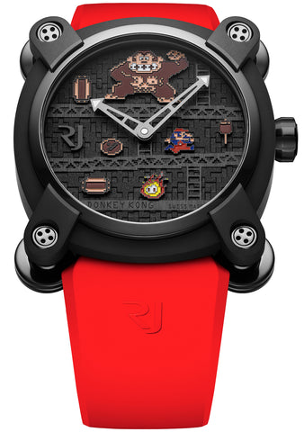 RJ Watches Moon Invader RJ X Donkey Kong Limited Edition D