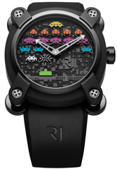 RJ Watches Moon Invader Space Invaders Pop Limited Edition