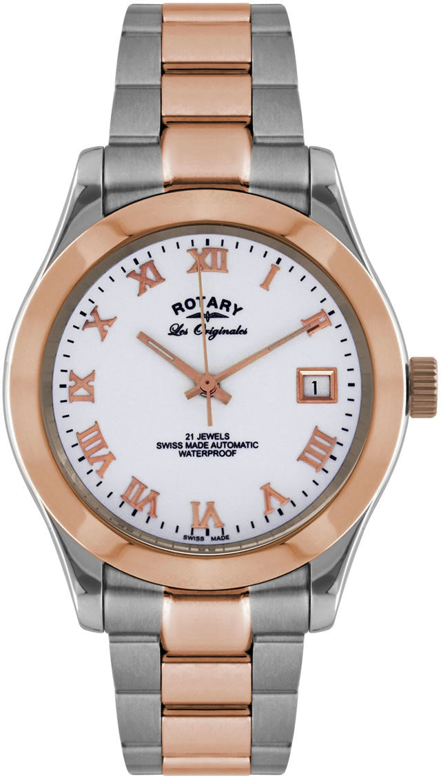 Rotary Watch Les Originales Verbier Gents Bracelet