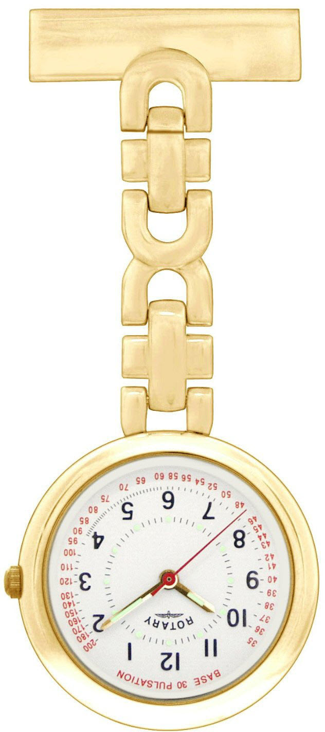 Rotary Watch Ladies Gold D