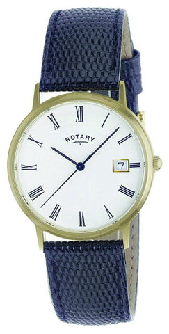 Rotary Watch Gents 9ct Gold