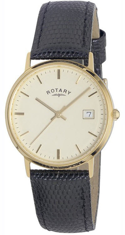 Rotary Watch Gents 18ct Gold