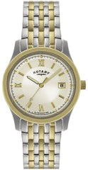 Rotary Watch Gents Ultra Slim Bracelet