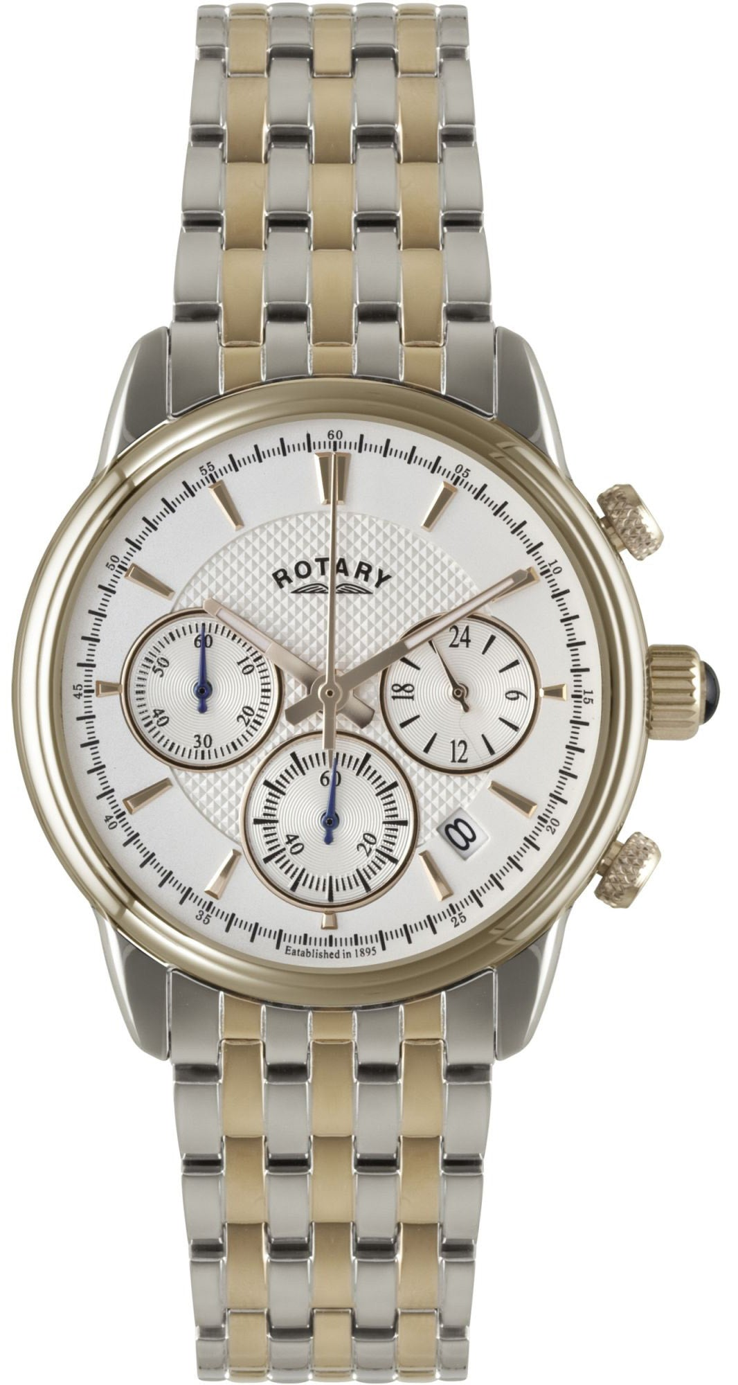 Rotary Watch Gents Monaco Sports Chronograph