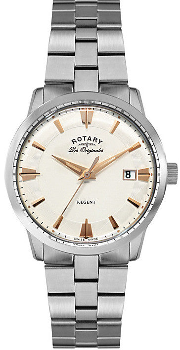 Rotary Watch Les Originales Regent Mens