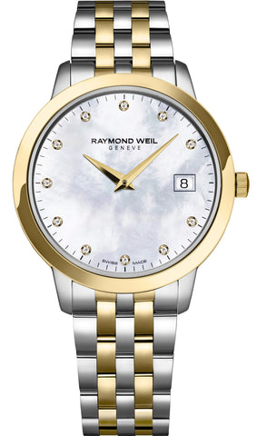 Raymond Weil Watch Toccata Nicola Benedetti Limited Edition