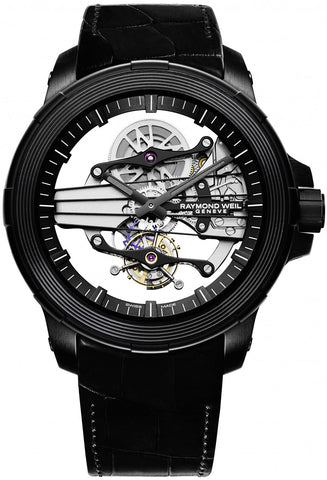 Raymond Weil Watch Nabucco Cello Tourbillon