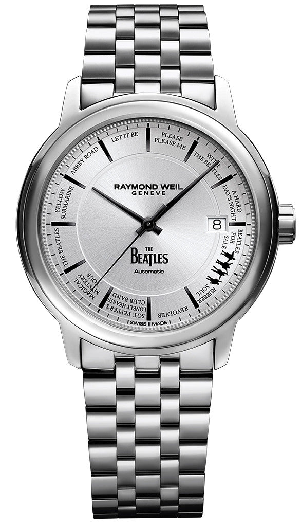 Raymond Weil Watch Maestro Beatles Limited Edition S