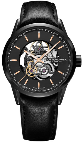 Raymond Weil Watch Freelancer Skeleton Special Edition