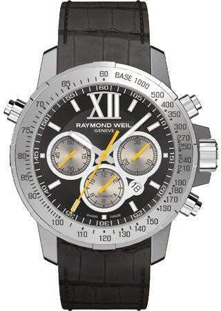 Raymond Weil Watch Nabucco Mens D