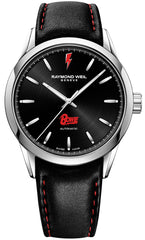 Raymond Weil Watch Freelancer Bowie Limited Edition