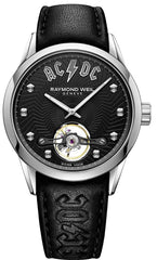 Raymond Weil Watch Freelancer ACDC Limited Edition Pre-Order