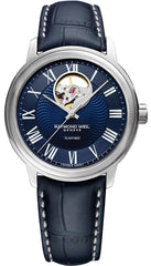 Raymond Weil Watch Maestro Blues
