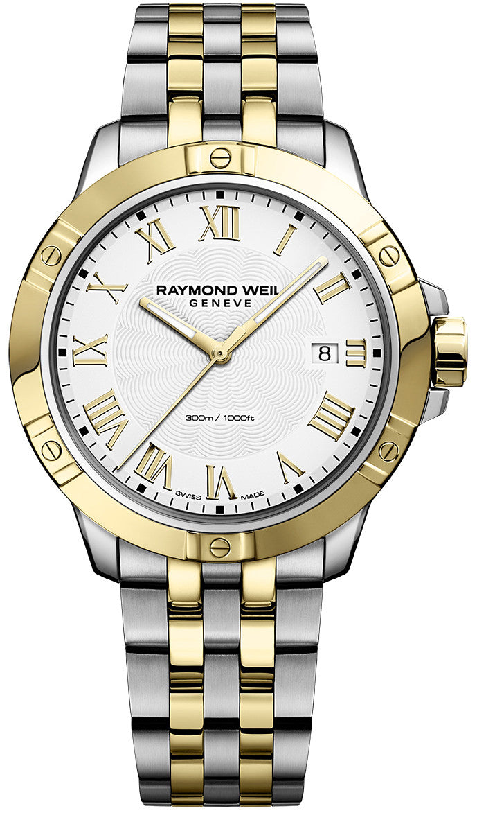 Raymond Weil Watch Tango Two Beat Rhythm Mens