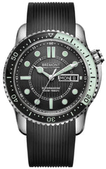 Bremont Watch Supermarine 500 Black Green