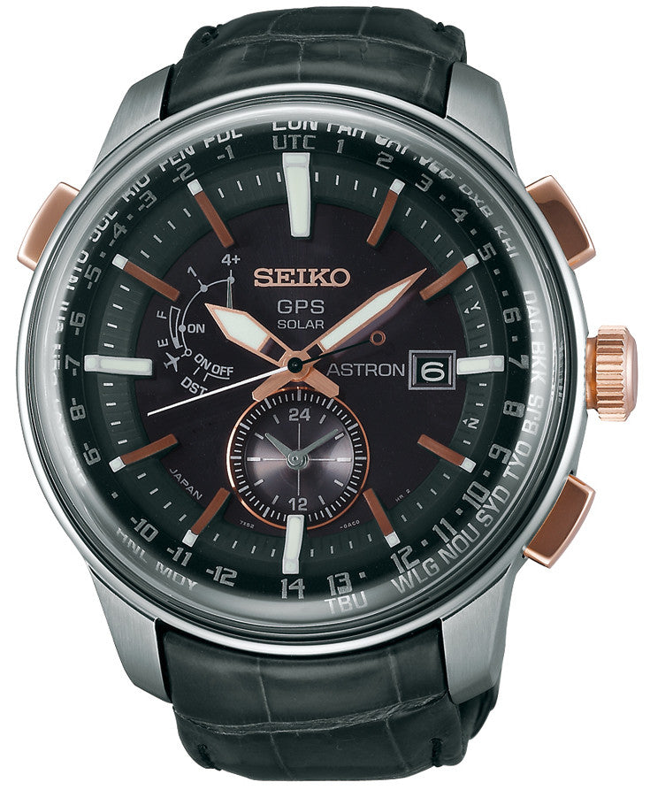 how to use seiko solar watch