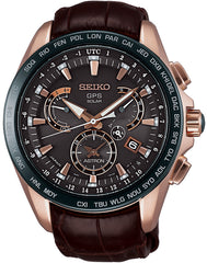 Seiko Astron Watch GPS Solar Watch Novak Djokovic Limited Edition