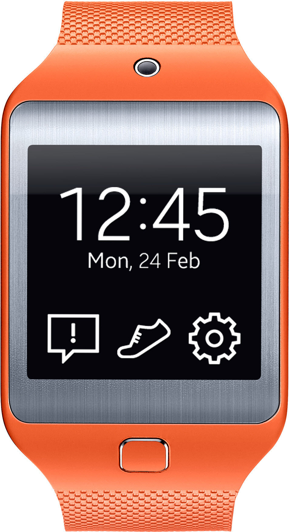 Samsung Gear II Neo Orange