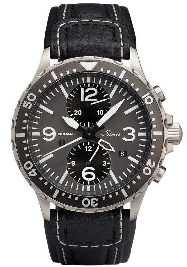 Sinn Watch 757 Diapal Leather