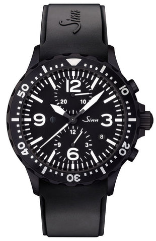 Sinn Watch 757 S Rubber