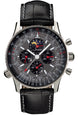 Sinn Navigation Chronograph 903 H4 Alligator D 903.080 LEATHER