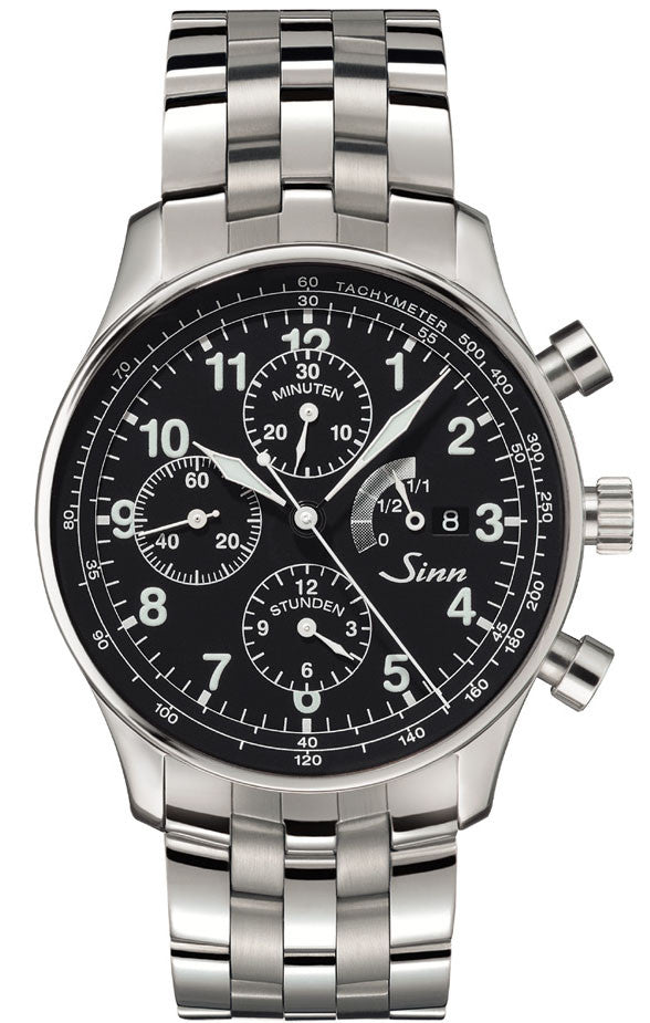 Sinn Watch 956 The Rally Bracelet