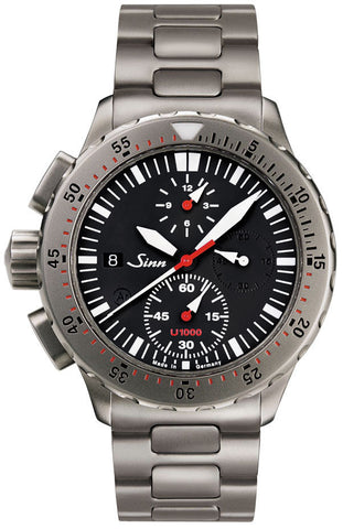 Sinn Watch U1000 - EZM 6 Bracelet