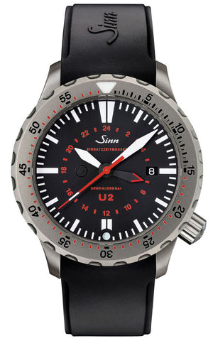 Sinn Watch U2 - EZM 5 Rubber