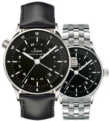 Sinn Watch 6060 Finance District Bracelet-Leather
